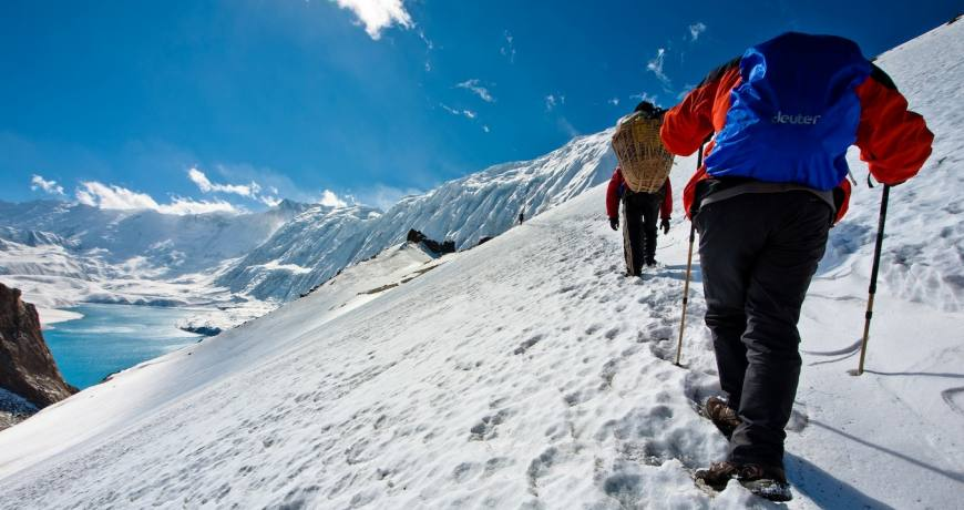 Annapurna Circuit Trek via ABC