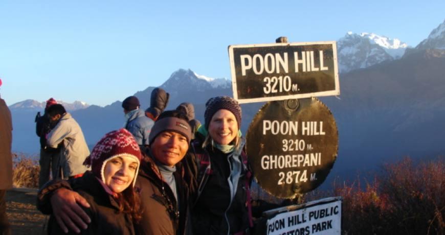 Annapurna Poon Hill Trek