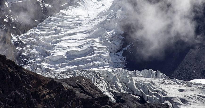 Chulu West Peak climbing - 6419m