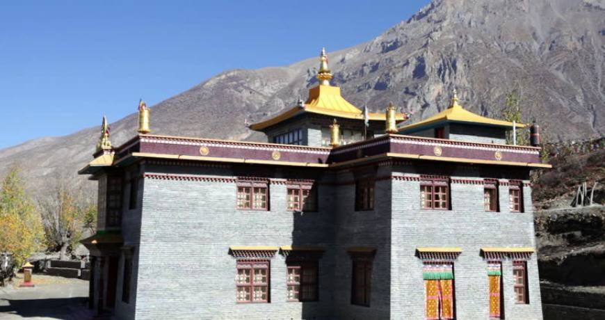 Buddist Monastery