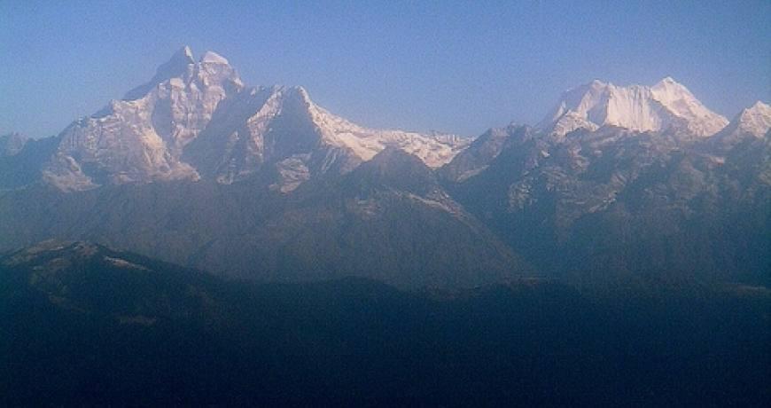 Everest To Rolwaling Journey via Tashi Labsta