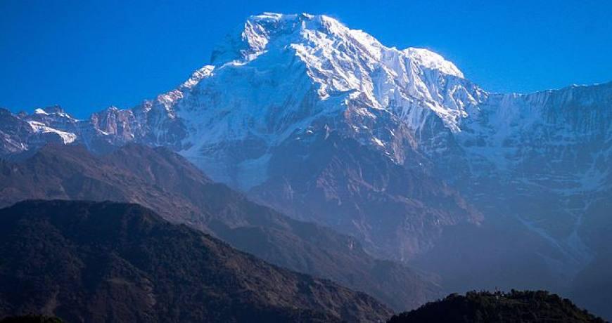 Himchuli Peak Climbing