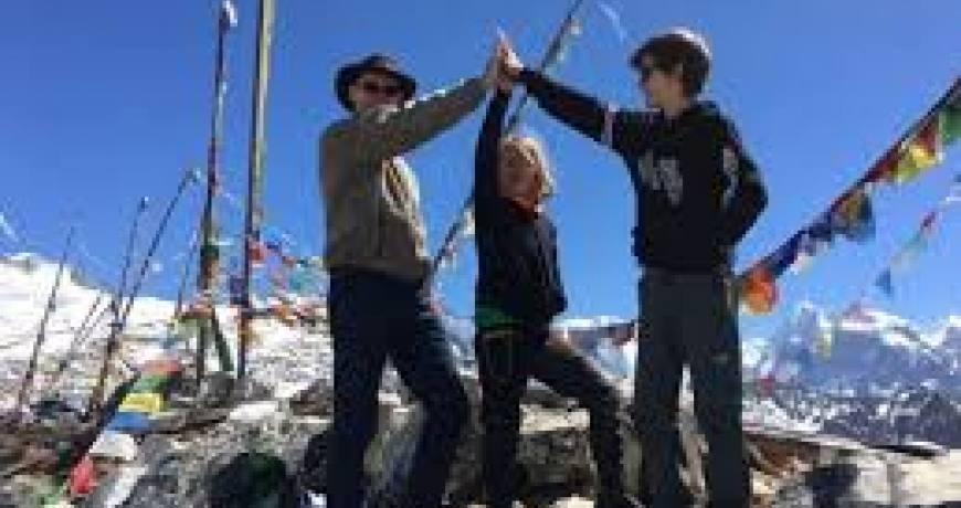 Langtang Ganja-La Pass Trek