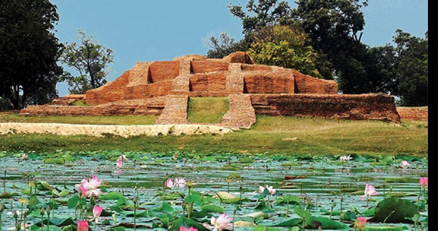 Kudan: The ancient Nyigrodharama