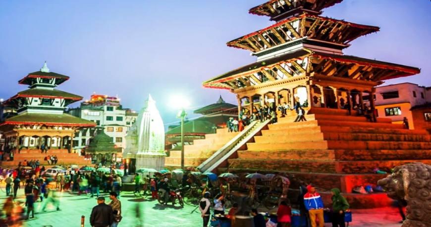 Kathmandu - City of Temple