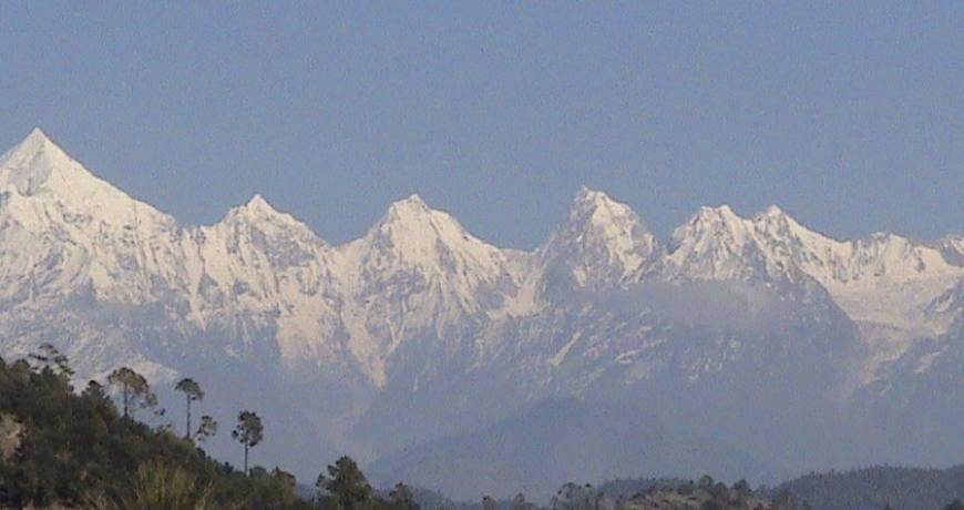 Singha Chuli Peak climbing