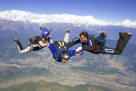 Adventure In Nepal