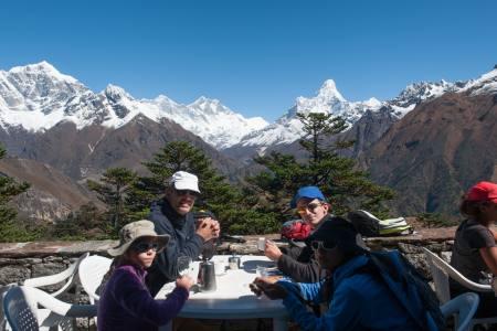 Everest Heli Breakfast Tour