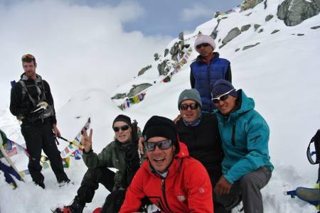 Island Peak Climbing 2019/20