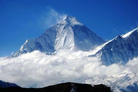 Manaslu Trek via Dhaulagiri