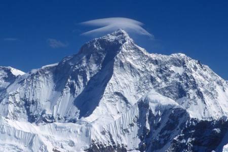 Mount Makalu peak climbing