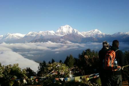 Round Nepal Tour