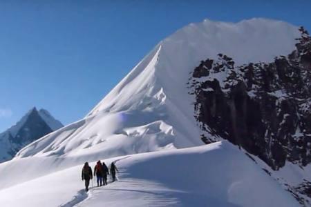 Singha Chuli Peak